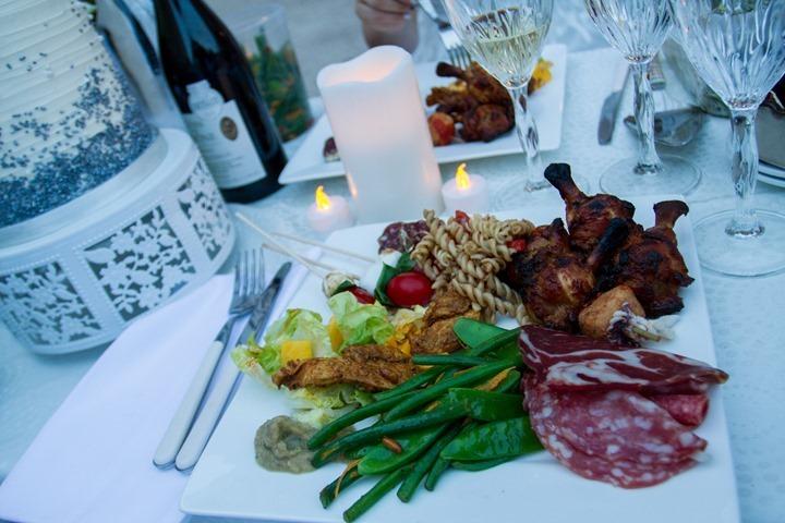 История - Вечеря в бяло